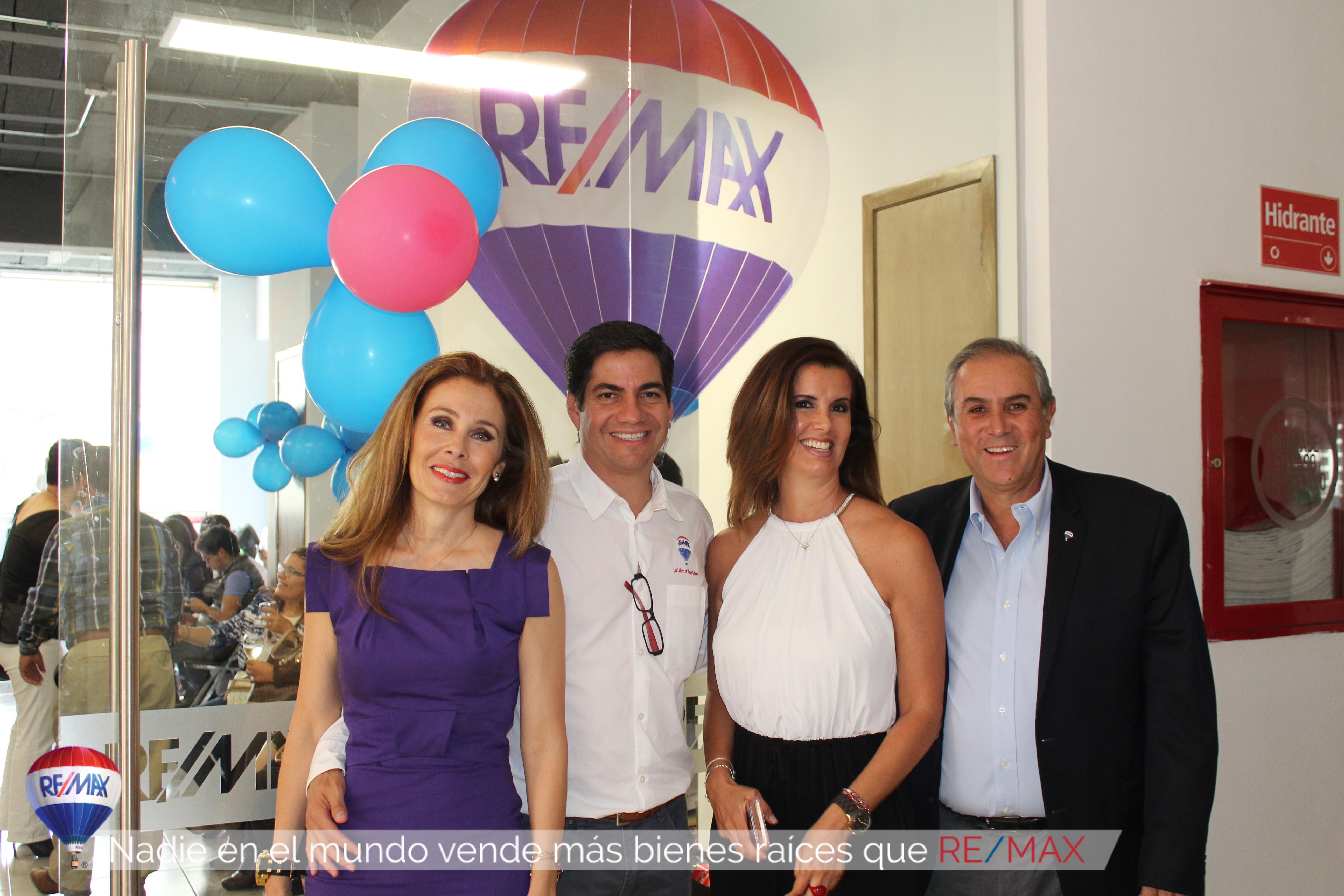 RE/MAX México inaugura oficina en Puebla