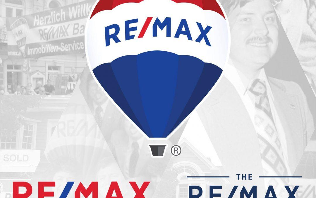 RE/MAX renueva su logotipo