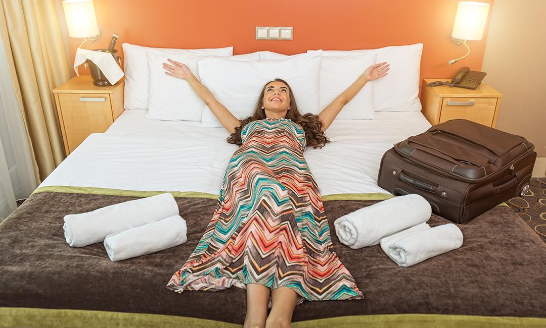 7 tips para crear un inolvidable cuarto para tus visitas