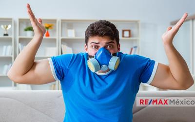 4 consejos para eliminar malos olores de tu hogar