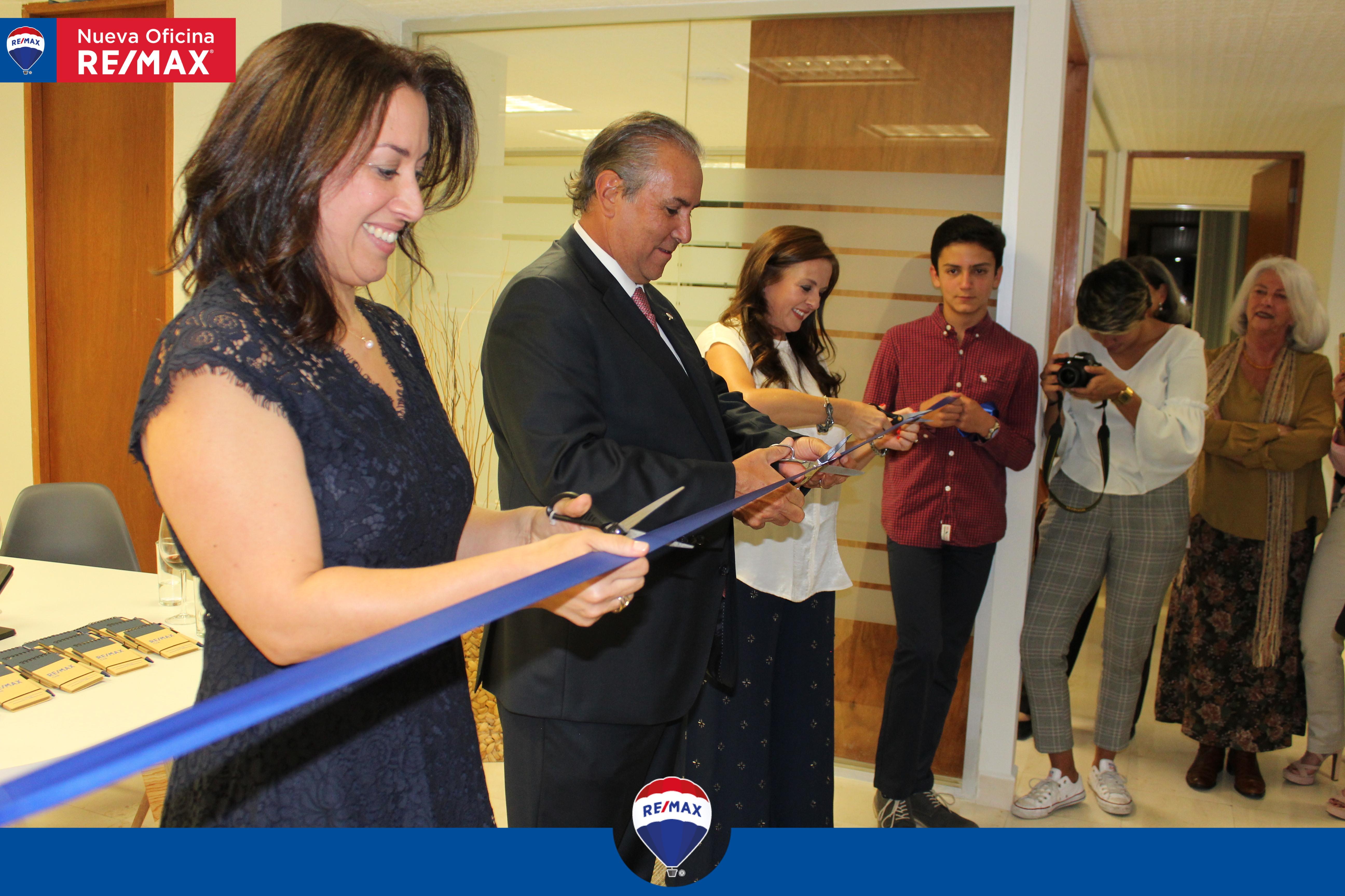 RE/MAX Cité inaugura su oficina en CDMX
