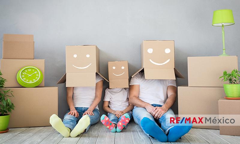 4 consejos de mudanza con niños