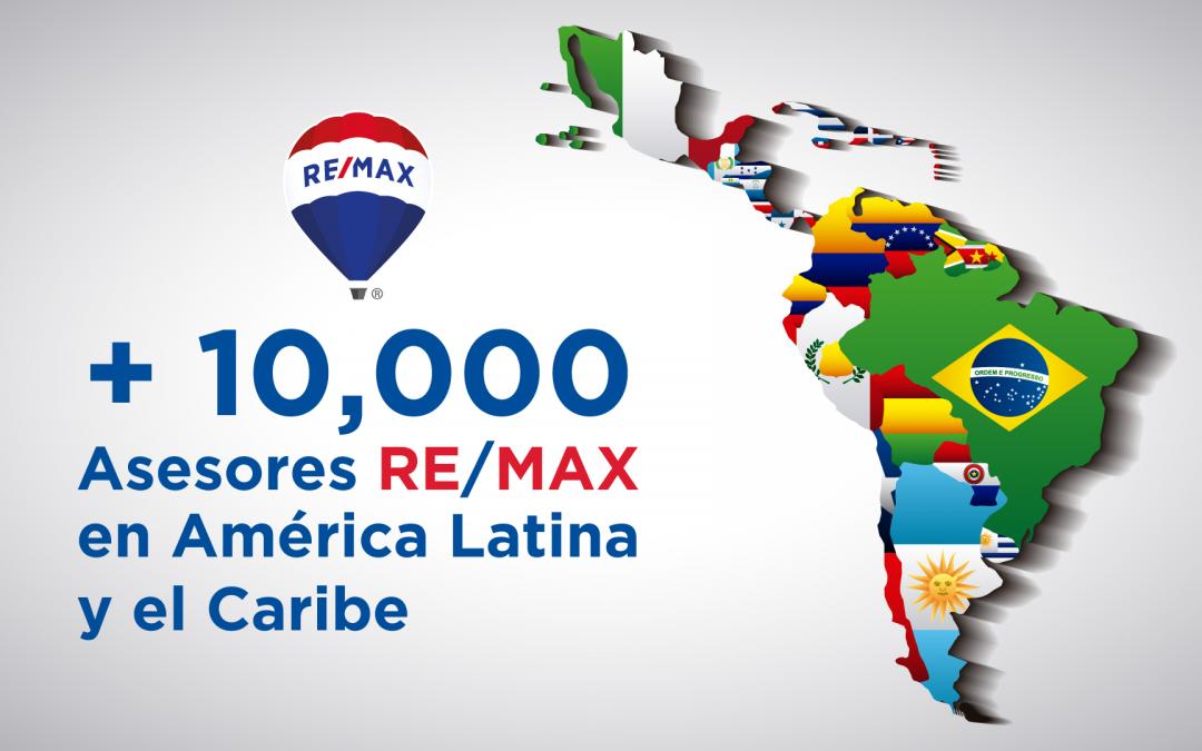 REMAX-supera-los-10000-Asesores-en-América-Latina-y-el-Caribe_ventas_comprar_rentar_vender_casa_departamento_franquicias_inmobiliarias_REMAX_mexico_propiedades_comerciales_terrenos_bodegas