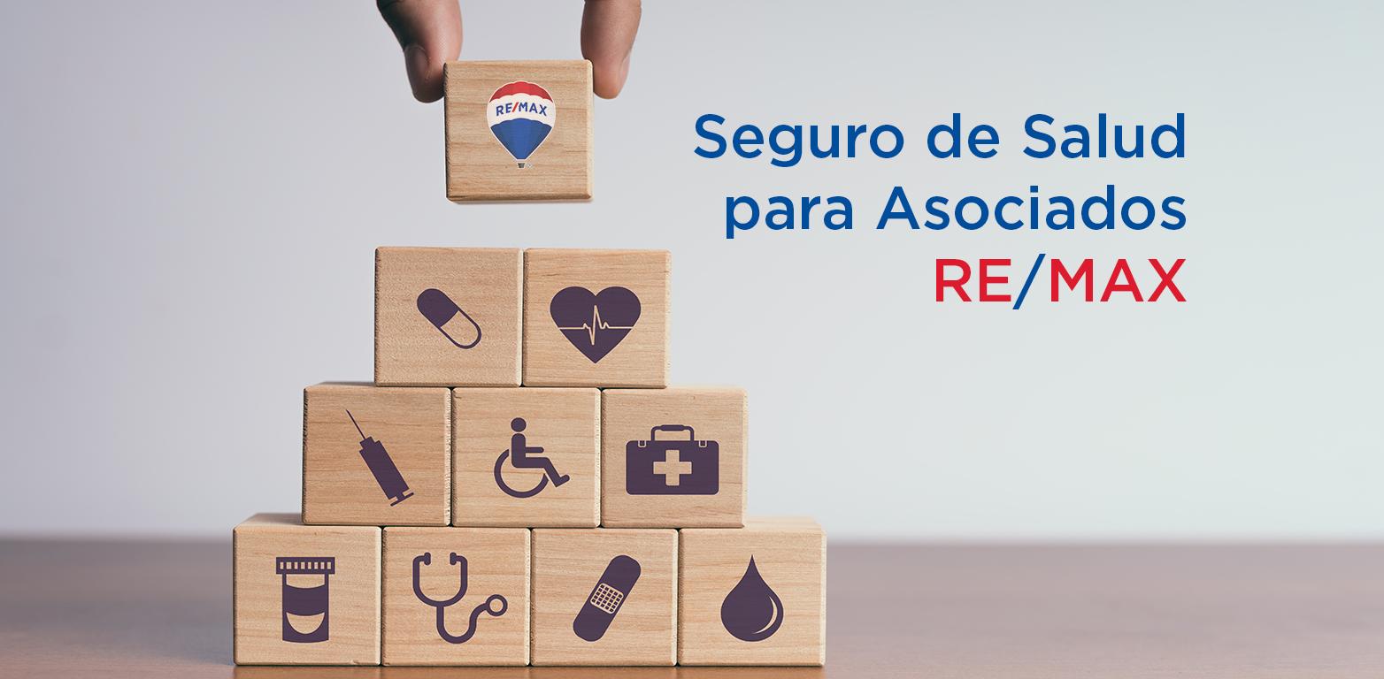 Nuevo Seguro de Salud para Asesores Inmobiliarios RE/MAX