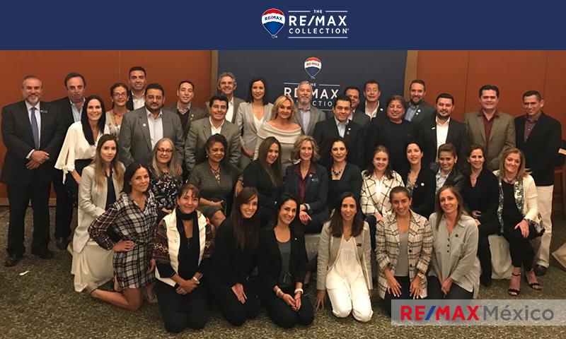 Todo un éxito el lanzamiento de The REMAX Collection en México