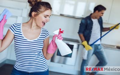 3 consejos de limpieza para cuidar tu casa