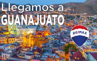 Inauguración de RE/MAX Total en Guanajuato, Gto.