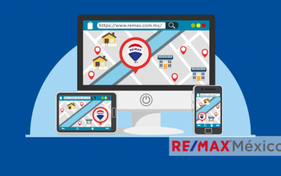 RE/MAX México estrena buscador de propiedades con geolocalización