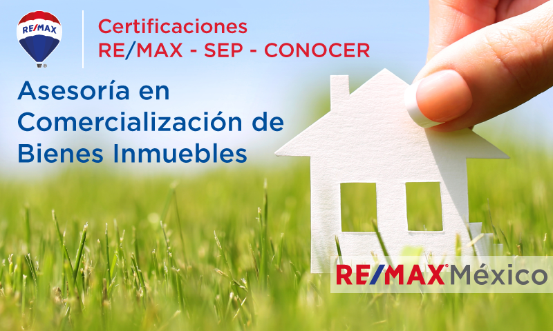 Certificaciones RE/MAX-SEP-CONOCER
