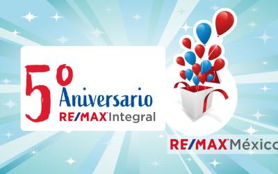5º aniversario de RE/MAX en Chiapas