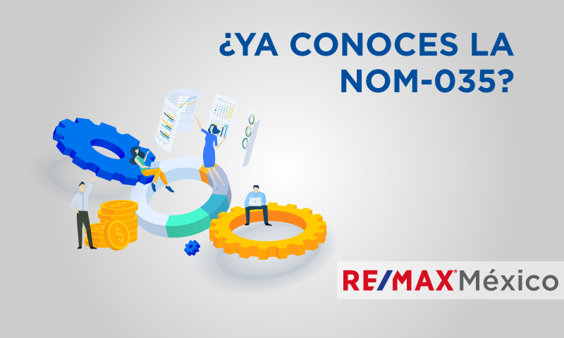 ¿Ya conoces la NOM-35?