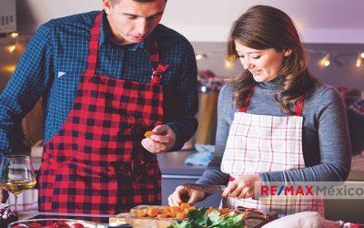 ¿Tienes una receta navideña de campeonato? Existe la posibilidad de que se imprima en el Recetario REMAX
