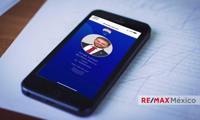 Tarjetas de Presentación Digitales REMAX