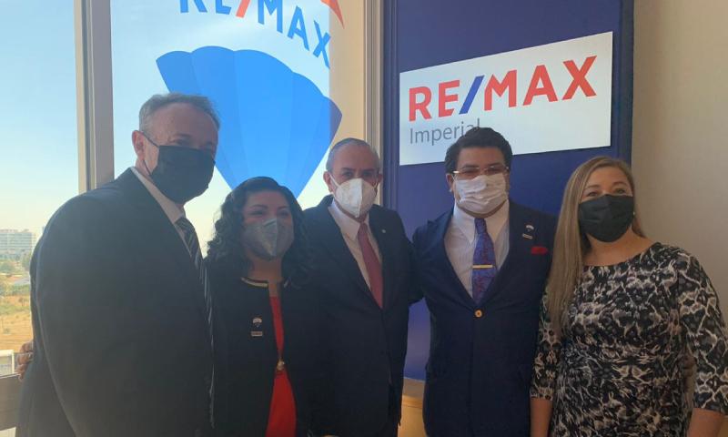 Inauguración de RE/MAX Imperial en Cuajimalpa, CDMX.