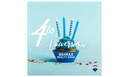 4º Aniversario de RE/MAX Realty Nova en Villahermosa, Tabasco