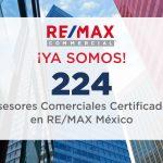 Nuevos Asesores Certificados en Inmuebles Comerciales en RE/MAXMéxico