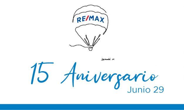XV Aniversario de RE/MAX Blue
