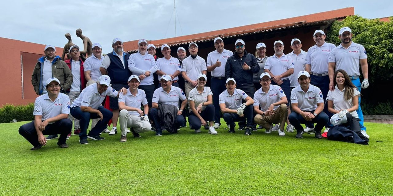 Torneo de golf RE/MAX México 2021