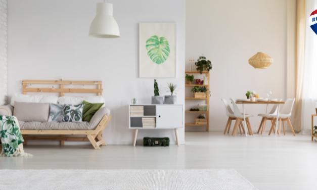 Maximiza los espacios en tu hogar