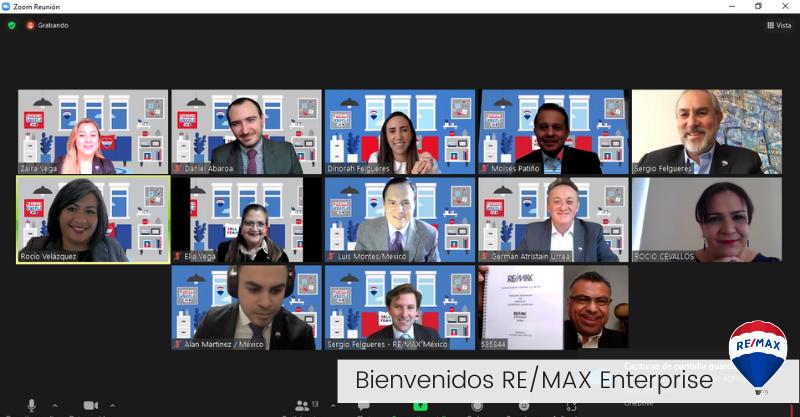 Nueva oficina en Querétaro: RE/MAX Enterprise